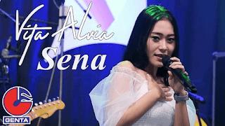 Lirik Lagu Sena - Vita Alvia