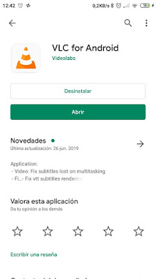 VLC-play-store