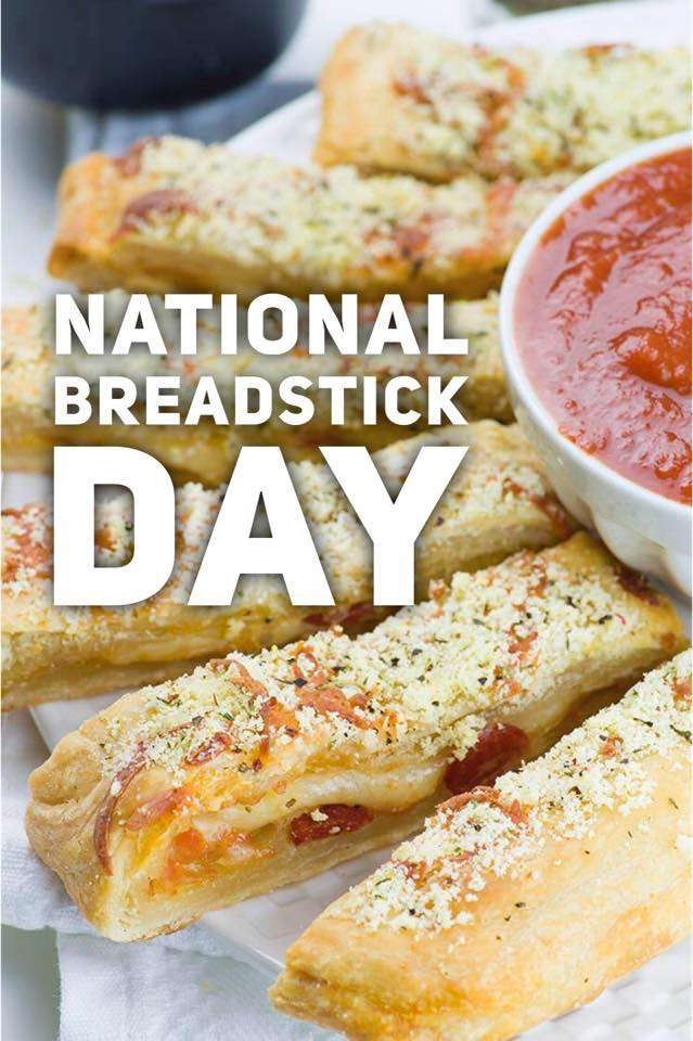 National Breadstick Day Wishes for Whatsapp