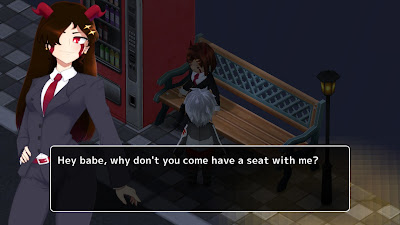 My Inner Darkness Is A Hot Anime Girl Game Screenshot 1