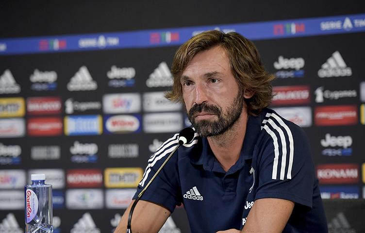 """Pirlo: """"Napoli je snažan i kohezivan tim"""""""
