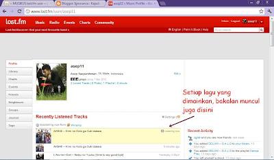 Cara Menggunakan Last.fm
