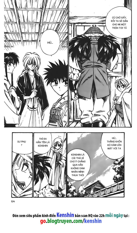 Rurouni Kenshin chap 36 trang 18