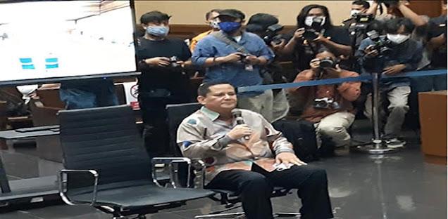 Mabes Polri melalui Karo Penmas Divisi Humas Polri Brigjen Awi Setiyono angkat bicara terkait dakwaan Irjen Napoleon Bonaperte