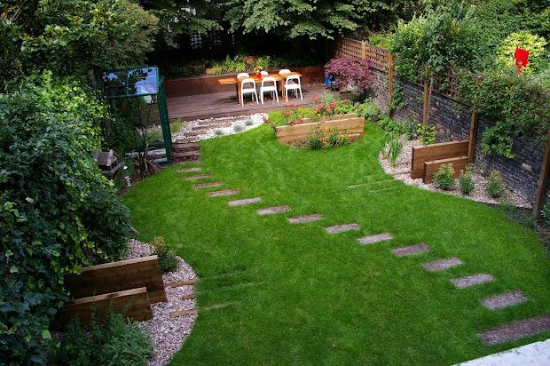 small landscaping ideas backyard