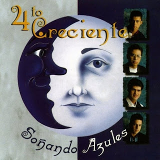 4to creciente sonando azules