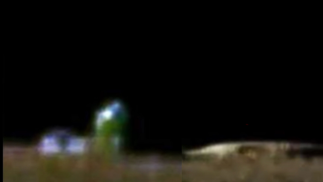 Alien base is on the Moon and a Flying Disk is next to it and NASA knows.