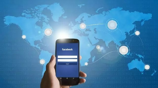 مشكله ظهورى اونلاين باستمرار فى الفيس بوك