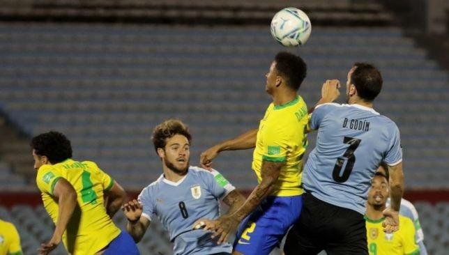 مباراة الأوروجواي وفنزويلا تصفيات كأس العالم
