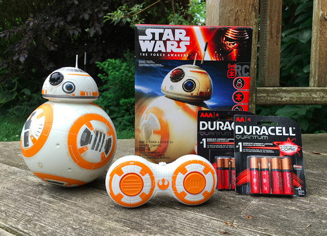 May the Duracell Quantum Force Be With You