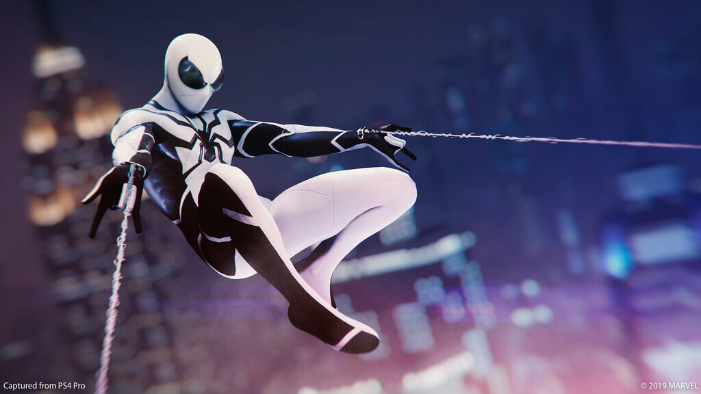 Marvel's Spider-Man Gets Two New Suits With The Patch 1.14