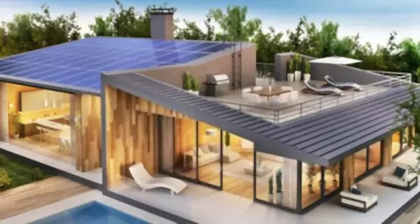 solar panel for home