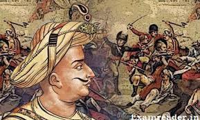Tipu Sultan एंग्लो – मैसूर युद्ध