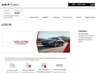 kmfusa.com Payment Center Login