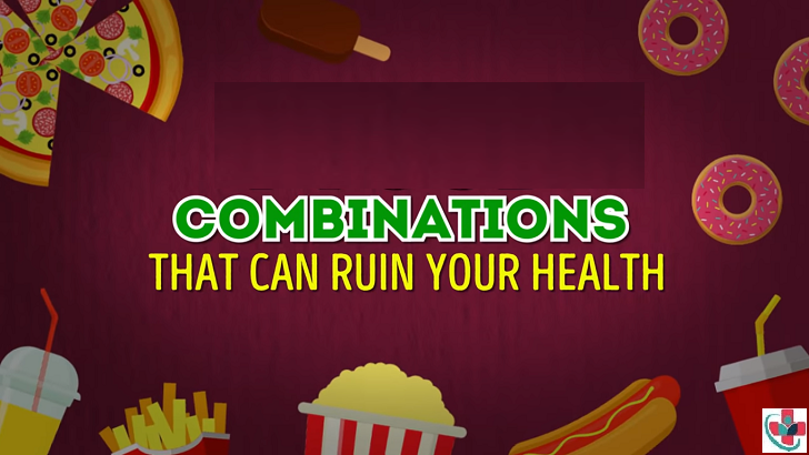 Incompatible Food: Terrible Food Combinations That Cause Digestive Problems