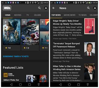 تحميل تطبيق IMDb, تنزيل برنامج new Movie, برنامج أفلام, تطبيق لمشاهدة الأفلام مترجمة للاندرويد مجانا, شرح تطبيق IMDb, تحميل برنامج Movies & TV