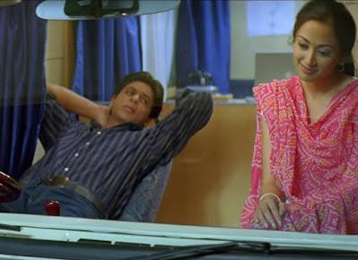 Only one movie actress -Gayatri Joshi