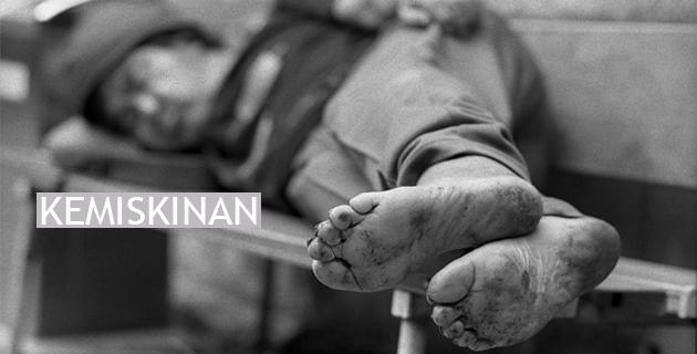 Pengertian KEMISKINAN Besarta Penyebab Kemiskinan [LENGKAP]