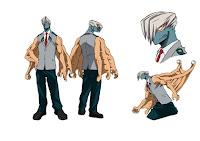 โชจิ เมโซ (Shoji Mezo) @ My Hero Academia: Boku no Hero Academia มายฮีโร่ อคาเดเมีย