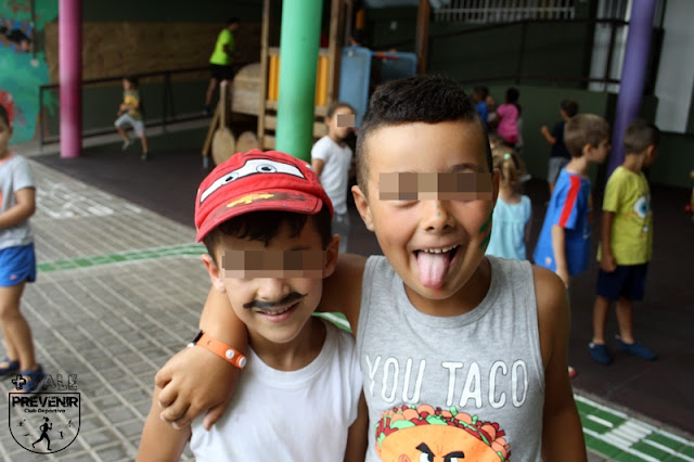 deporte arucas niños