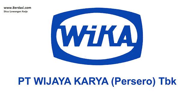 Penerimaan Pegawai Baru PT Wijaya Karya Beton Tbk (WIKA Beton)