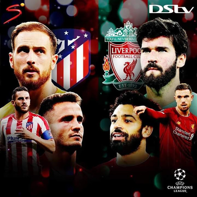 مشاهدة مباراة أتلتيكو مدريد وليفربول اليوم 2020/2/18 في دوري ابطال اوروبا
