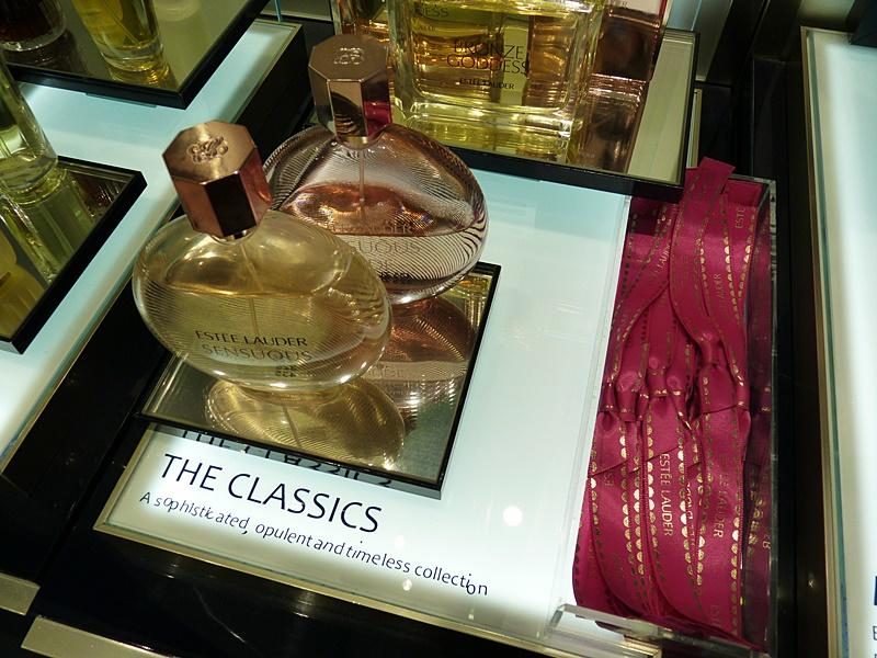 estee lauder sensuous perfume