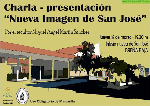 FIESTA SAN JOSÉ 2021: se presenta la nueva imagen de San José
