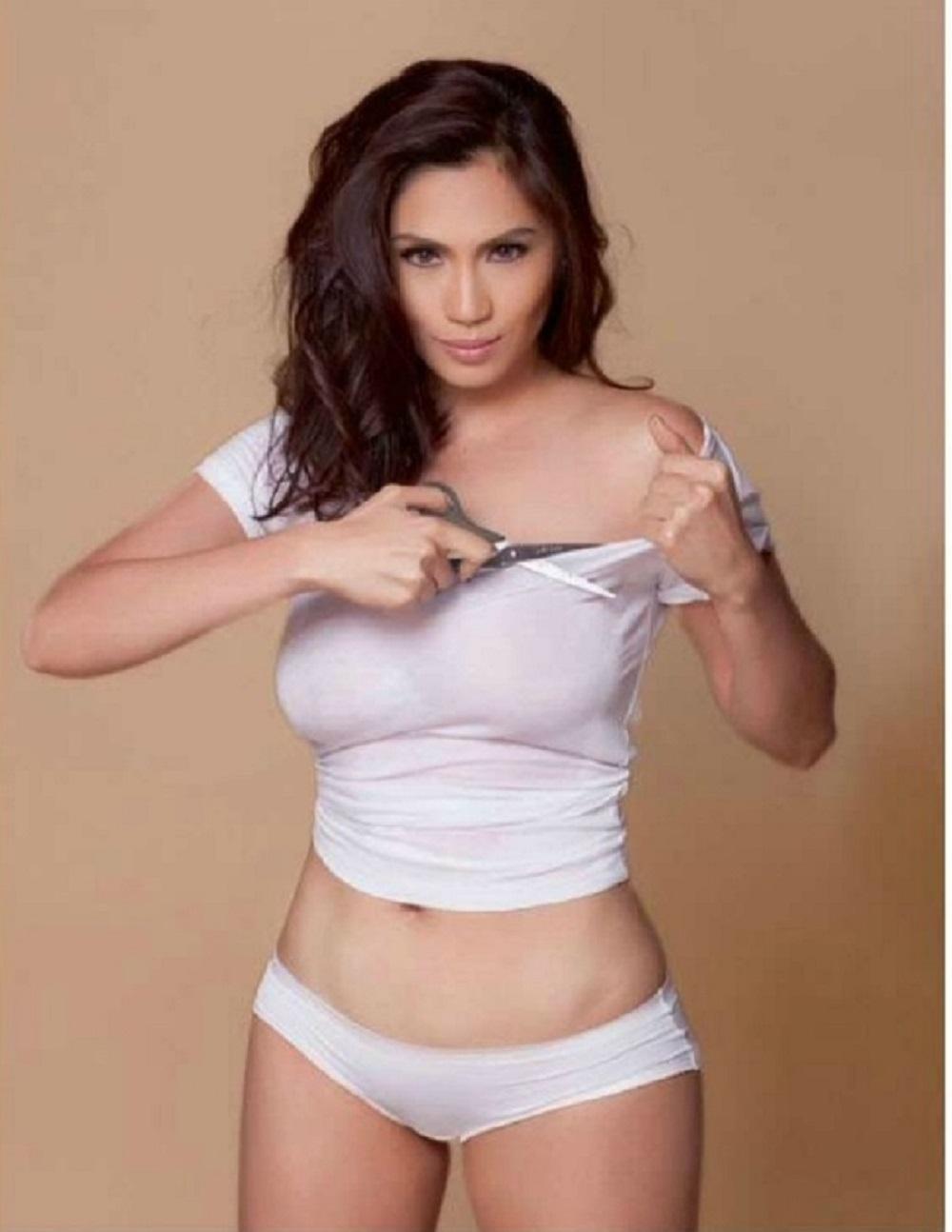 diana zubiri sexy fhm topless pics 04