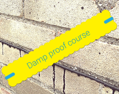 ما هو DPC؟ دورة عزل الرطوبة - Damp Proof Course