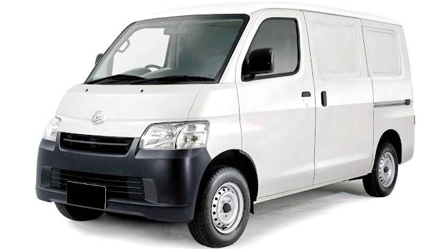 Spesifikasi Daihatsu Grand Max Blind Van