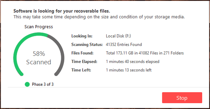 how to recover lost or deleted files