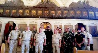 """سوريا: خطة لبناء نسخة مصغرة عن كنيسة """"آيا صوفيا"""" في حماة بمساندة روسية"""
