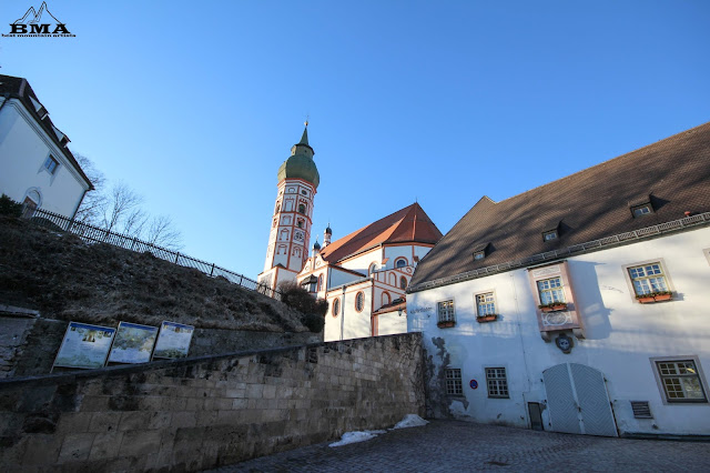 wandern münchen - kloster andechs - ammersee starnberger see