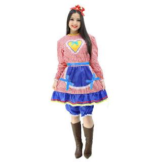 Modelos Diferentes Vestidos Festa Junina 2019