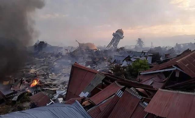 Sejarah Gempa dan Tsunami Yang Pernah Terjadi di Selatan Jawa