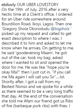Heartbreaking Love Story: Nigerian Uber Driver, Wife, and Ex-Girlfriend