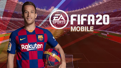 eFootball PES 2020 Jogress v4.1 FIFA 20 Mod Season 2019/2020