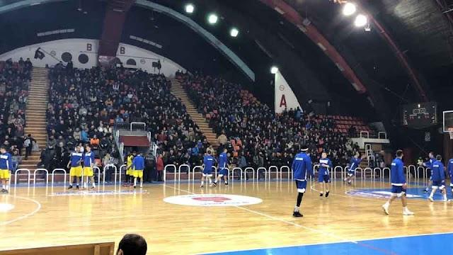 Basketball Festung Gostivar