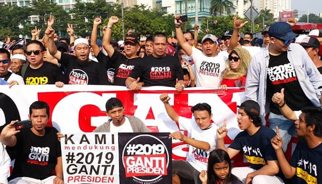 PKS: Kok Cuma Tagar Ganti Presiden Yang Jadi Masalah