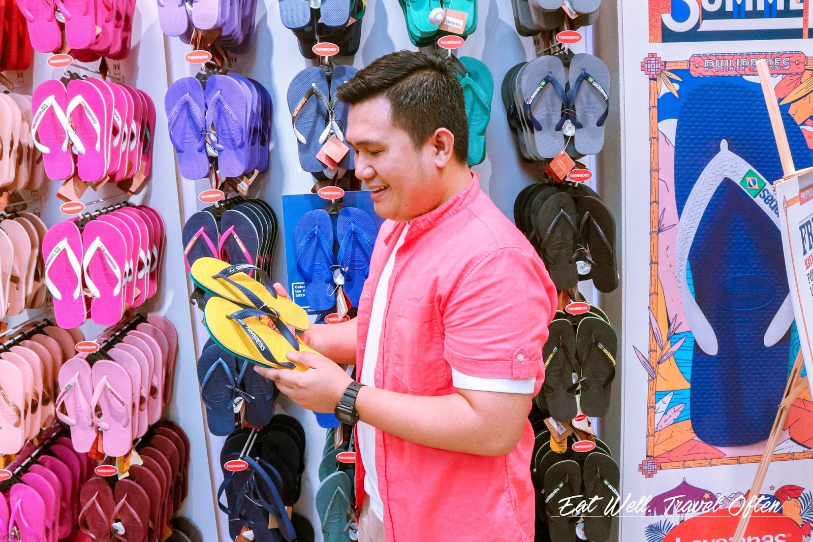 First Havaianas Store in Davao is now open at Abreeza