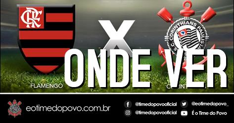 Onde Assistir Flamengo E Corinthians Copa Do Brasil