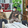 Bersama Pimpinan DPRD, Bupati Anwar Sadat Kunker Ke Ditjen Bina Adwil Kemendagri