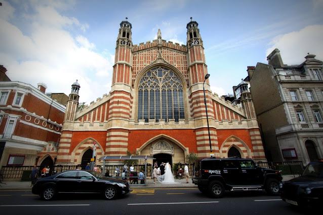 Holy Trinity Church-Londra