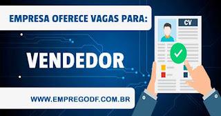Vendedor(a)