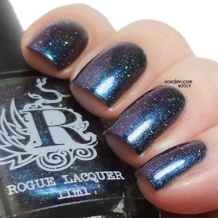 xoxoJen's swatch of Rogue Occany