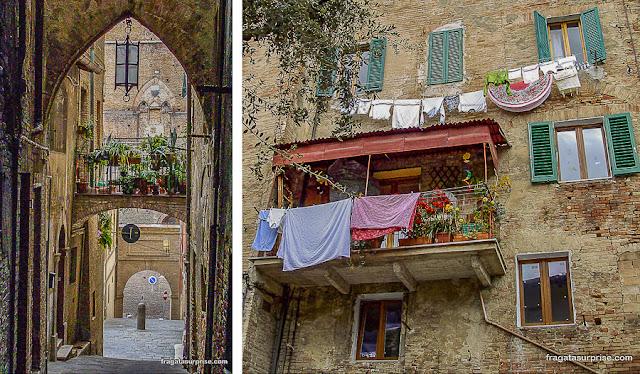 Ghetto Judaico de Siena, Itália
