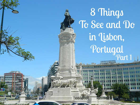 8 Things To See & Do In Lisbon, Portugal | Part 1 | Raiin Monkey