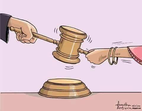 Undang-undang di tangan siapa