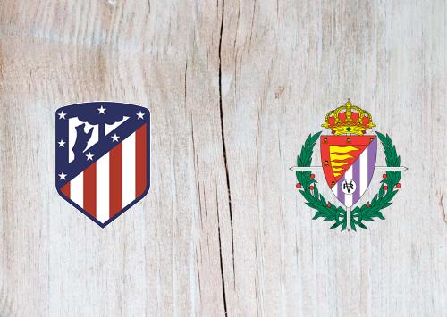 Atletico Madrid vs Real Valladolid -Highlights 05 December 2020